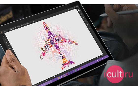 обзор Microsoft Surface Book