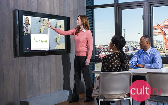 Microsoft Surface Hub 55