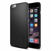 Чехол SGP Thin Fit Smooth Black для iPhone 6 Plus черный SGP11102