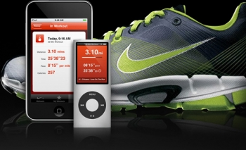 MA365ZM/E MA692ZE/D Комплект для активных людей NIKE + iPod