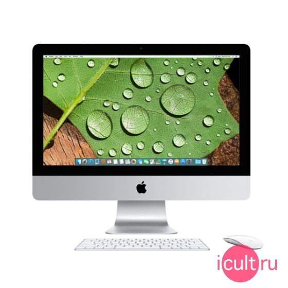 "Компьютер Apple iMac 21,5"" Retina 4K Core i7 4*3,3 ГГц, 8Гб RAM, 512ГБ SSD, Intel Iris Pro Graphics 6200 Late 2015 Z0RS"