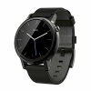 Смарт-часы Motorola Moto 360 V2 42 мм Leather Black черные