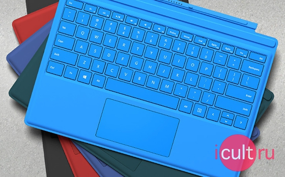 Microsoft Type Cover Teal