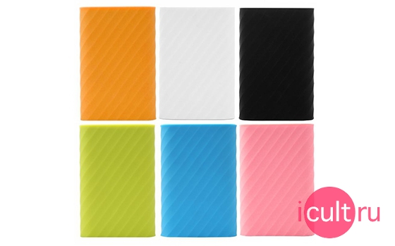 Xiaomi Power Bank Case 10000mAh Pink
