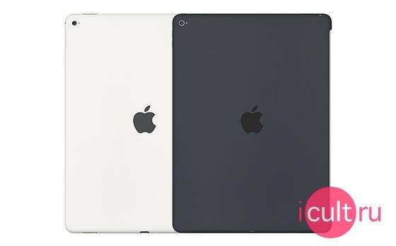 Apple Silicone Case White iPad Pro