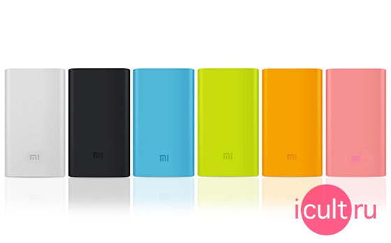 Xiaomi Power Bank 5000mAh Case Black