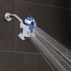Душ Oxygenics Star Wars R2-D2 3-Spray Fixed Showerhead белый/синий