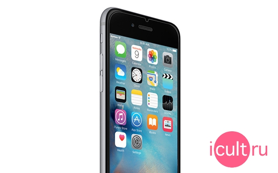 iCult Clear iPhone 6