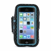 Спортивный чехол на руку Griffin Adidas Armband Black/Blue для iPhone 5/SE черный/синий GB38823