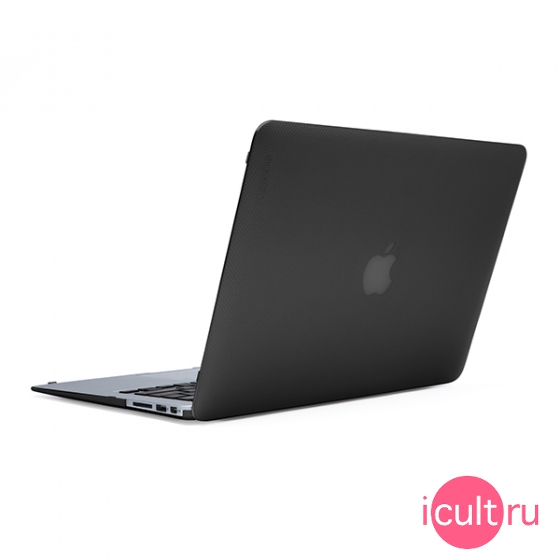 "Чехол Incase Hardshell Case Black Frost для MacBook Air 11"" черный CL60603"