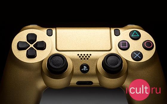 Sony DualShock Gold