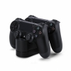 Двойная док-станция Sony Charging Station Black для Sony DualShock 4 черная
