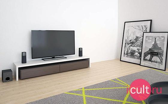 Philips Wireless Surround Cinema Speakers