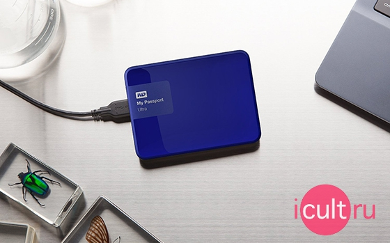 Western Digital WDBDDE0010BBL-EEUE