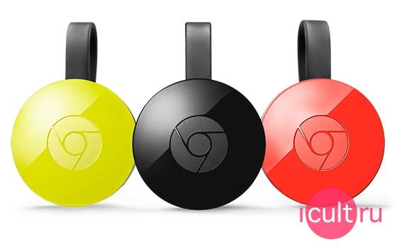 Google Chromecast 2nd Red
