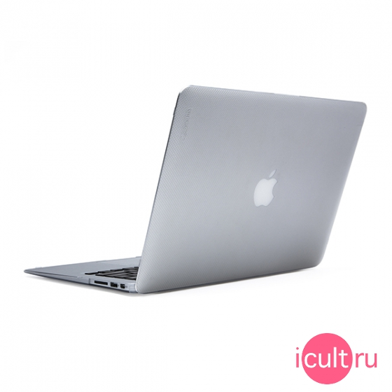 "Чехол Incase Hardshell Case Clear для MacBook Air 13"" прозрачный CL60606"