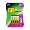 Батарейки GP Extra AAA Battery 4 Pack GP24AX-2CR4