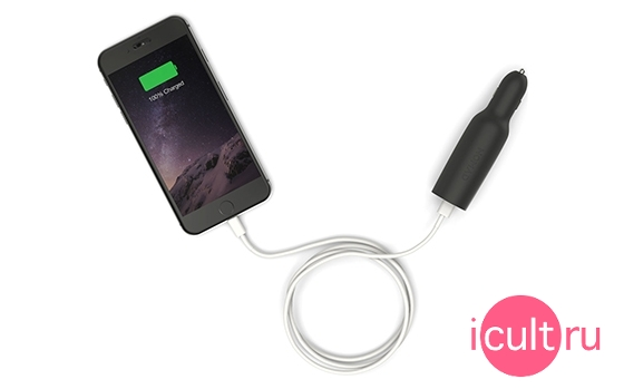 Nomad Roadtrip Battery Car Charger