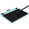 Планшет Wacom Intuos Draw Small Mint Blue голубой CTL-490DB-N