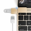 USB-адаптер Satechi USB 3.0 to USB-C Adapter Gold золотой ST-TCUAG