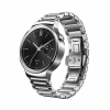 Смарт-часы Huawei Watch 42 мм Stainless Steel Case Stainless Steel Link Band серебристые