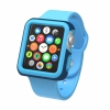 Чехол Speck CandyShell Fit Case Deep Sea Blue/Maya Blue для Apple 38 мм синий/голубой SPK-A4145