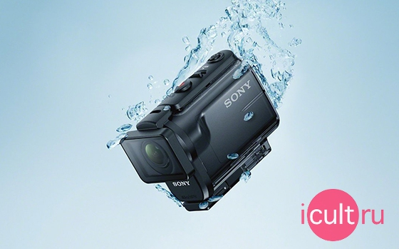 Купить Sony Action Cam AS50