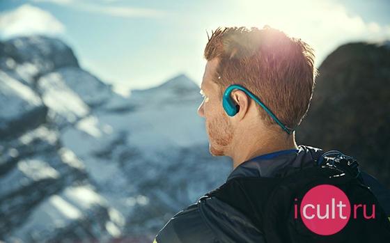 Sony WS Series MP3 Walkman Blue