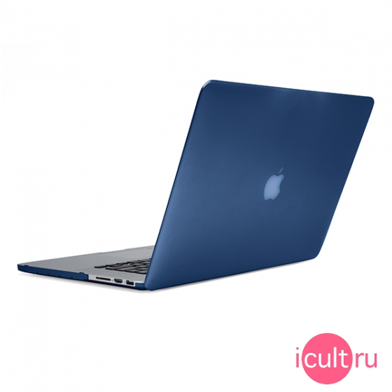 "Чехол Incase Hardshell Case Blue Moon для MacBook Pro 15"" Retina синий CL60624"