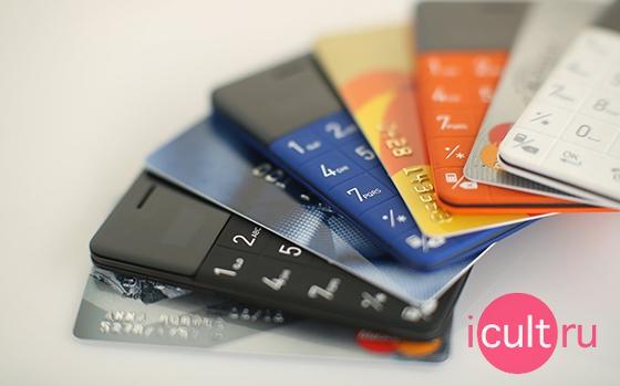 антисмартфон Elari CardPhone