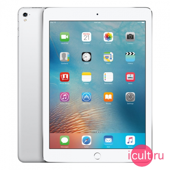 "Планшетный компьютер Apple iPad Pro 9.7"" 256GB Wi-Fi Silver серебристый MLN02"