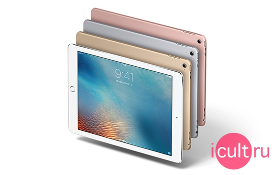 Apple iPad Pro 9.7 Rose Gold