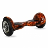 "Гироскутер Smart Balance Wheel 10""/Bluetooth/Audio Fire огненный"