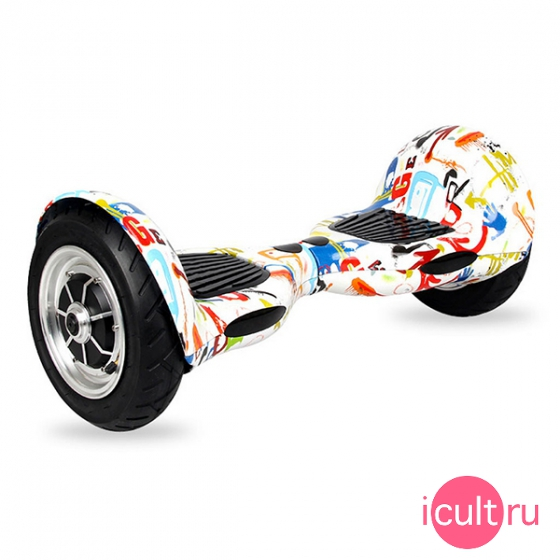 "Гироскутер Smart Balance Wheel 10""/Bluetooth/Audio Graffiti рисунок"