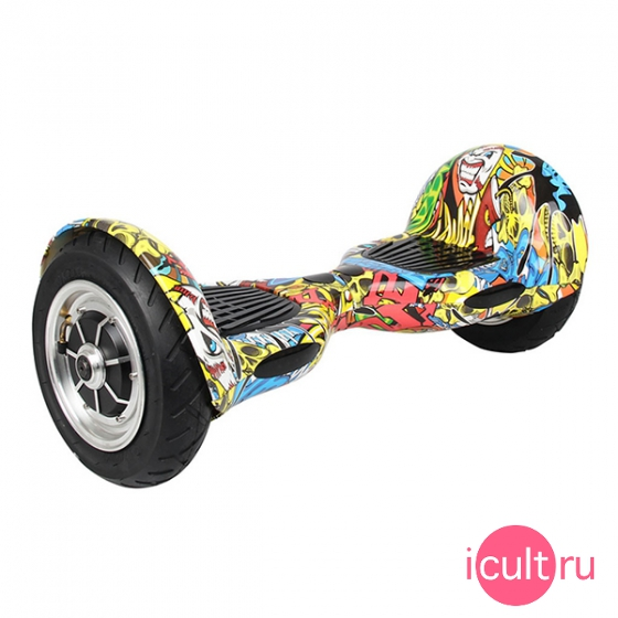 "Гироскутер Smart Balance Wheel 10""/Bluetooth/Audio Hip-Hop рисунок"