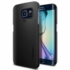 Чехол SGP Case Thin Fit Black для Samsung Galaxy S6 Edge черный SGP11408
