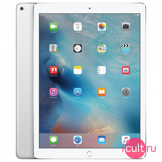 "Планшетный компьютер Apple iPad Pro 12.9"" 256GB Wi-Fi Silver серебристый ML0U2"