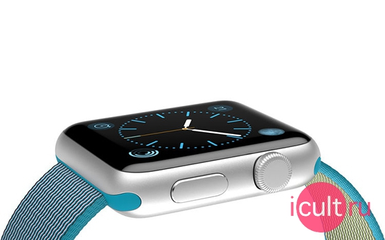 Новые часы Apple Watch
