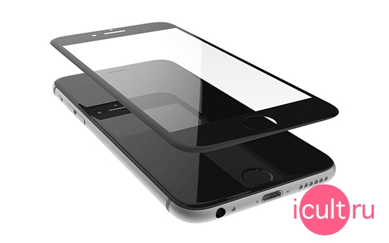 iCult 3D Hyper Glass iPhone 6/6S Plus