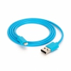 Кабель Griffin USB to Lightning Connector Cable 0,9 метра Blue голубой GC39143-2