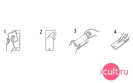 Onext 3D Glass iPhone 6/6S Plus Black