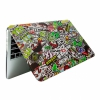 "Чехол BTA Workshop Sticker Bomb для MacBook Air 11"" рисунок"