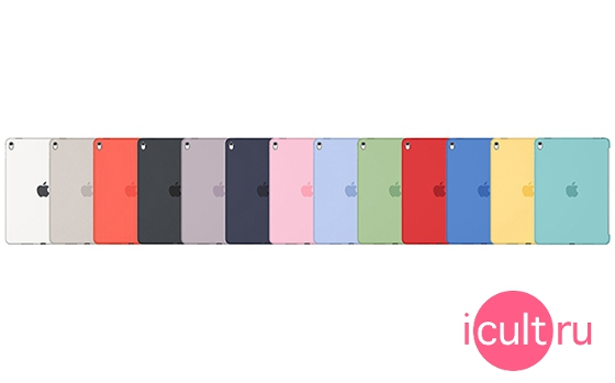 Apple Silicone Case Light Pink
