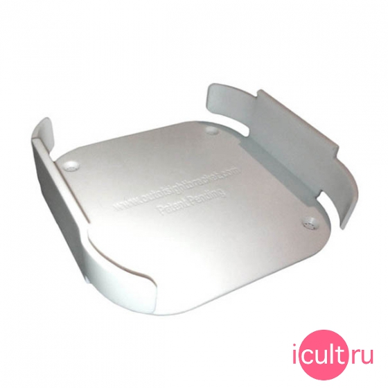 Крепеж на стену Out Of Sight Mounting Kit White для Apple TV 2/3/AirPort Express белый