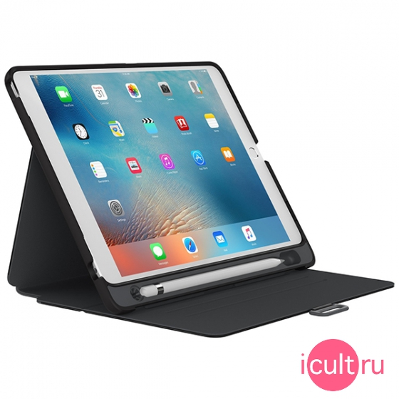 "Чехол-книжка Speck StyleFolio Pencil Black/Slate Grey для iPad Pro 12.9"" черный/серый 76702-B565"