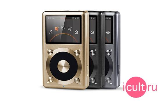 Fiio X3 2nd Gen Gold