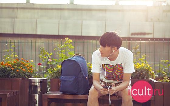 Xiaomi College Wind Minimalist Black