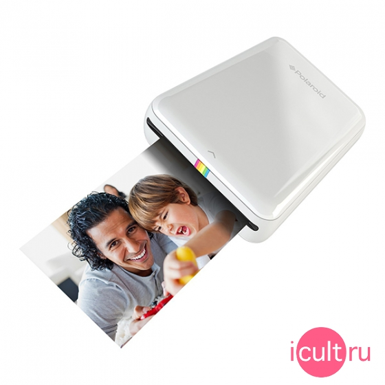 Принтер Polaroid ZIP White белый