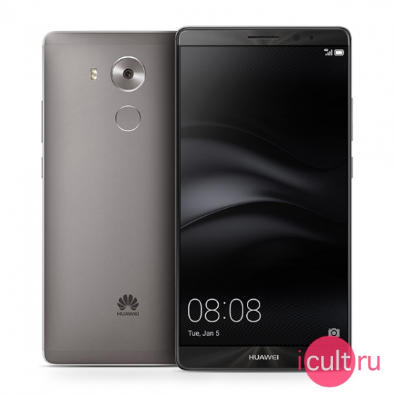 Смартфон Huawei Mate 8 32GB Grey серый LTE