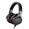 Наушники Sony Hi-Res Headphones Black черные MDR1ADAC